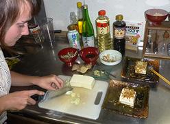 日本料理教室