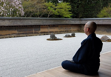 Zazen (seated meditation)